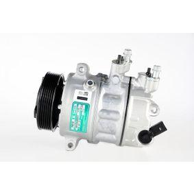 ACP 6 000P Compresor, aire acondicionado MAHLE ORIGINAL calidad original