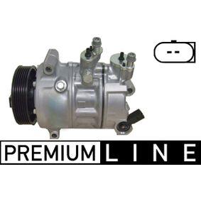 ACP 6 000P Compresor, aire acondicionado MAHLE ORIGINAL Test