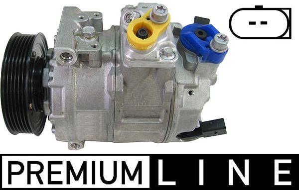 ACP6002P Kompressor, Klimaanlage BEHR *** PREMIUM LINE *** MAHLE ORIGINAL ACP6000P - Große Auswahl - stark reduziert