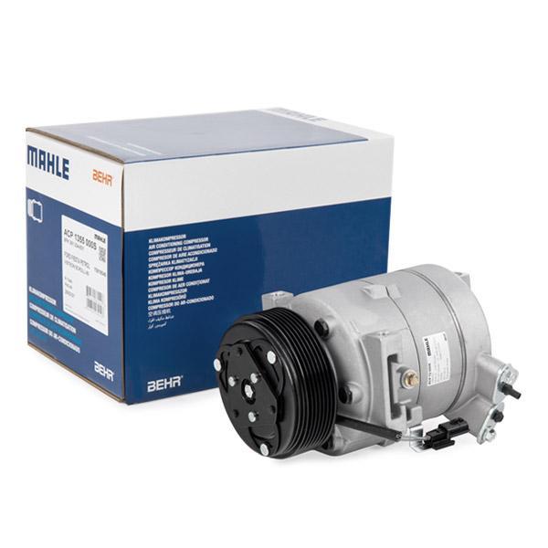 MAHLE ORIGINAL: Original Kompressor ACP 72 000S (Riemenscheiben-Ø: 119mm)