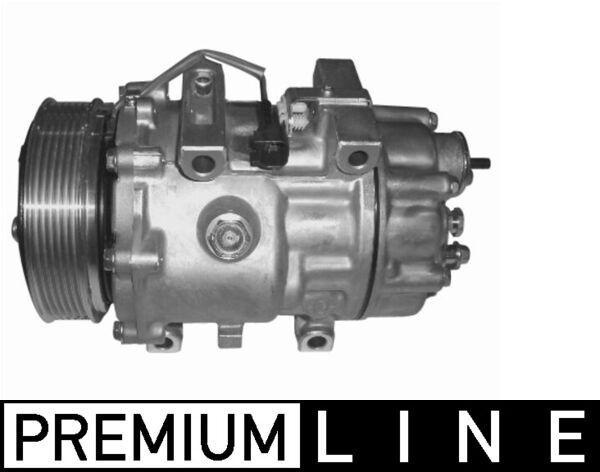 Original MITSUBISHI Klimakompressor ACP 769 000P