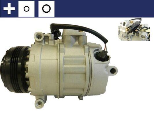 Kompressor MAHLE ORIGINAL ACP 917 000S
