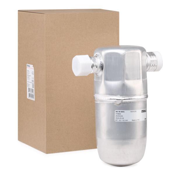 Acheter Filtre déshydratant climatisation Ø: 69mm MAHLE ORIGINAL AD 36 000S à tout moment