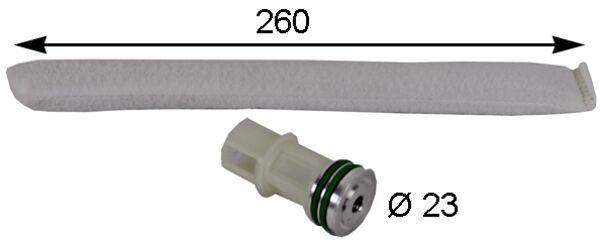 Achetez Filtre déshydratant climatisation MAHLE ORIGINAL AD 88 000S () à un rapport qualité-prix exceptionnel