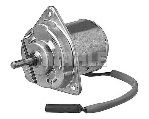 Electric motor, radiator fan CFM 1 000S MAHLE ORIGINAL — only new parts