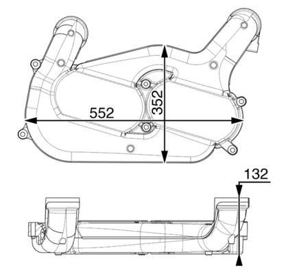Compre MAHLE ORIGINAL Intercooler CI 251 000P caminhonete