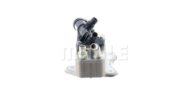CLC 225 000P Ölkühler, Automatikgetriebe MAHLE ORIGINAL Test