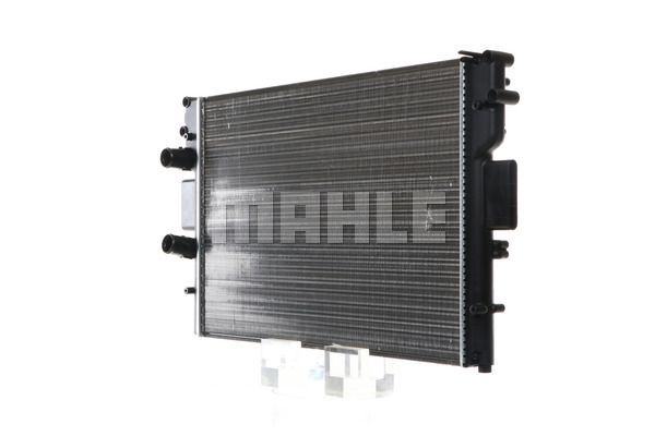 CR 1254 001S Kühler Motorkühlung MAHLE ORIGINAL in Original Qualität