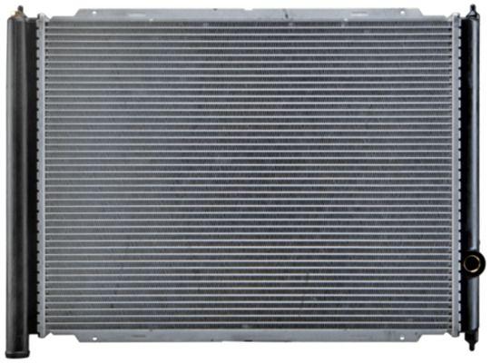Kühler, Motorkühlung CR 361 000P von MAHLE ORIGINAL