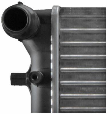 CR 368 000P Kühler, Motorkühlung MAHLE ORIGINAL Test