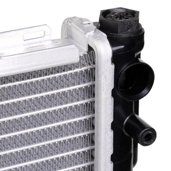 CR 455 000S Kühler, Motorkühlung MAHLE ORIGINAL Test