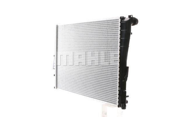 Kühler, Motorkühlung CR 455 000S von MAHLE ORIGINAL