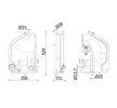 CRT 6 000S MAHLE ORIGINAL Ausgleichsbehälter, Kühlmittel für MERCEDES-BENZ online bestellen