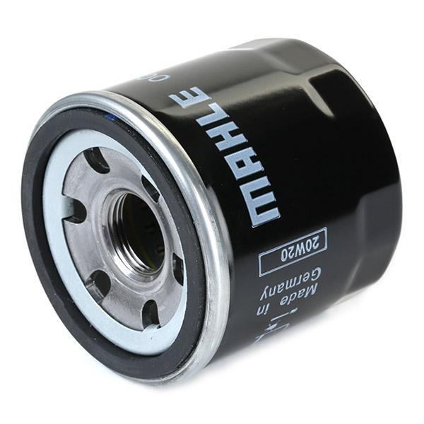 OC 1566 Filter MAHLE ORIGINAL - Markenprodukte billig