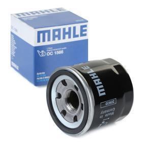 72483059 MAHLE ORIGINAL Anschraubfilter Innendurchmesser 2: 54,0mm, Ø: 66,0mm, Höhe: 65,0mm Ölfilter OC 1566 günstig kaufen