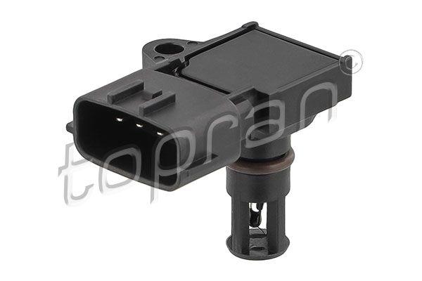 Sensor, Saugrohrdruck TOPRAN 408 840