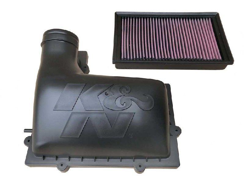 VW PASSAT 2020 Sportluftfilter - Original K&N Filters 57S-9503