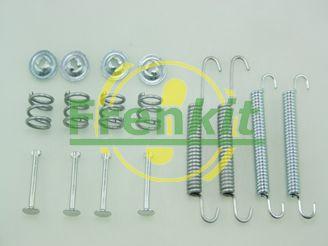 FRENKIT: Original Zubehörsatz Bremsbacken 950893 ()