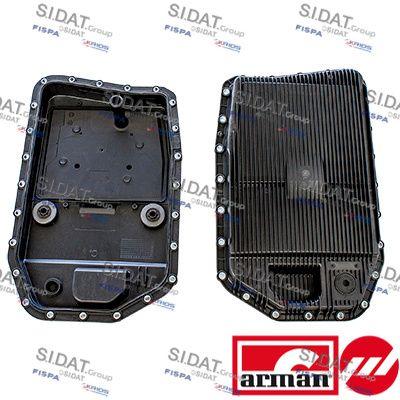 FISPA: Original Getriebeölwanne 58006AS ()