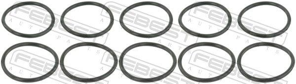Origine Joint d'étanchéité boîtier de filtre à huile FEBEST RINGOL-024-PCS10 ()