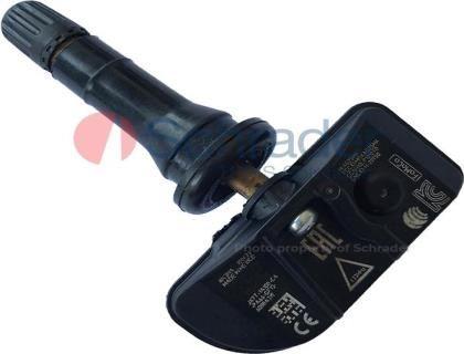 Reifendruckkontrollsensoren FORD Focus Mk4 Limousine (HM) 2020 - SCHRADER 3109 ()