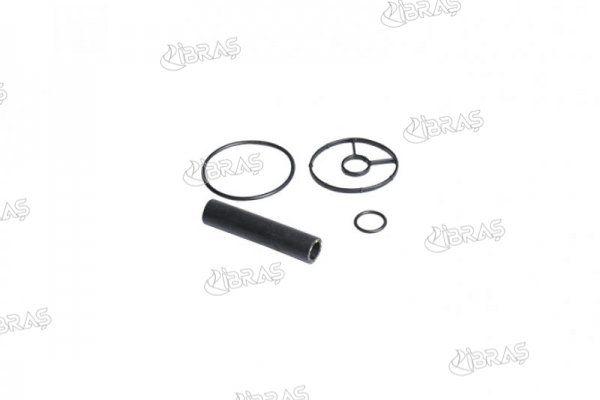 Origine Joint d'étanchéité boîtier de filtre à huile IBRAS 17389 ()