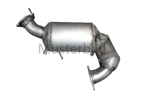 Volkswagen EOS 2010 Diesel particulate filter Henkel Parts 6110007R: