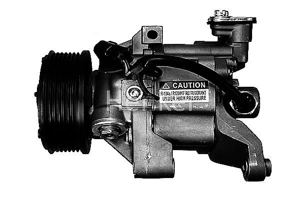 Original HONDA Kompressor Klimaanlage 7111818R
