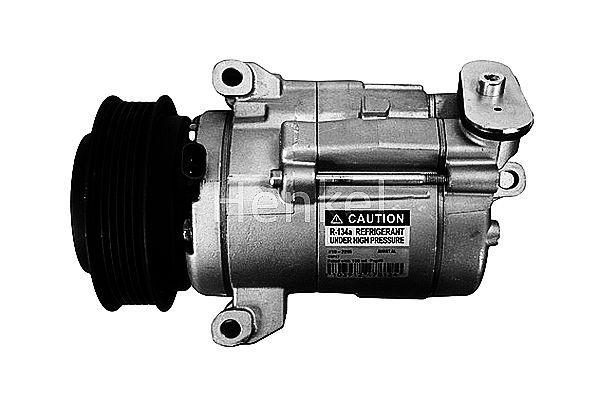 Original MITSUBISHI Klimakompressor 7112205R