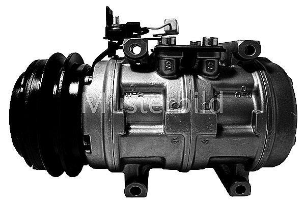 Original HONDA Klimakompressor 7114126R