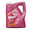 5W-20 Motoröl - 4036021501581 von MANNOL im Online-Shop billig bestellen