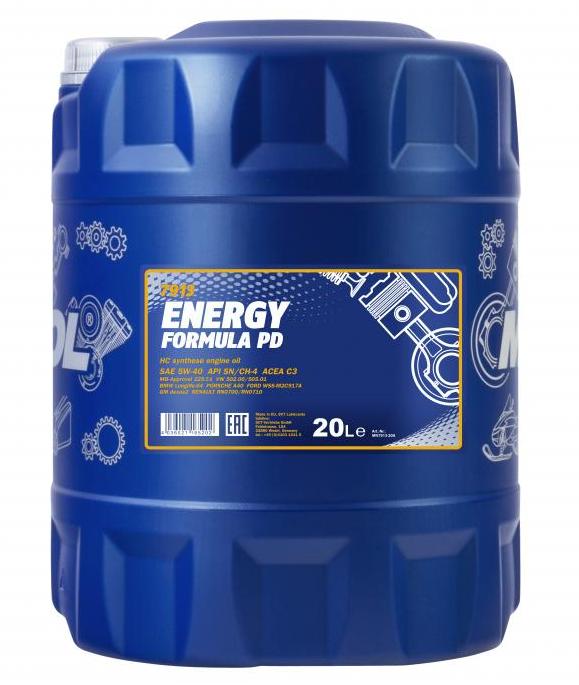 MN7913-20 MANNOL Motoröl Bewertung