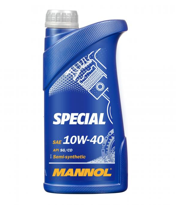 MANNOL Motoröl MN7509-1