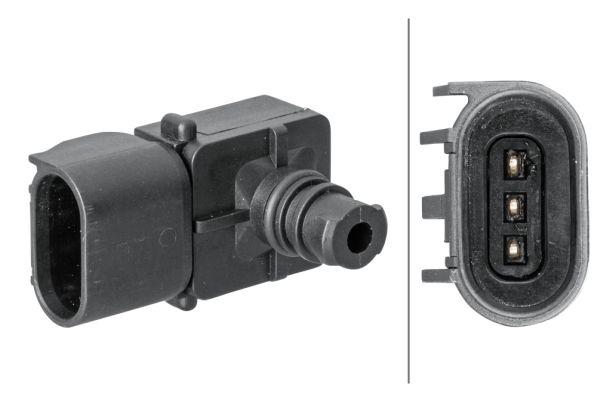 Original MERCEDES-BENZ Sensor Saugrohrdruck 6PP 358 152-081