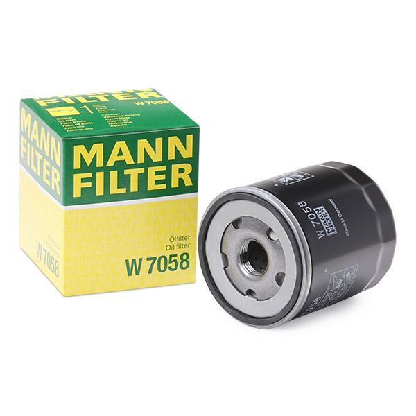 Ölfilter MANN-FILTER W 7058 Bewertungen
