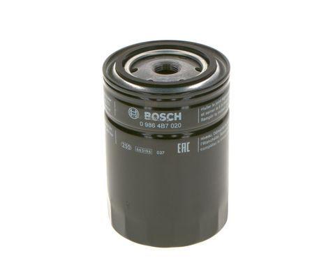 0 986 4B7 020 BOSCH Ölfilter für FORD online bestellen