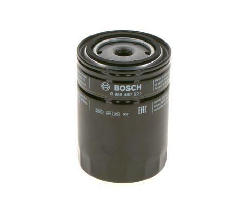 0 986 4B7 021 BOSCH Ölfilter für FORD online bestellen