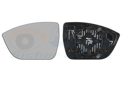 SEAT ATECA 2017 Spiegelglas - Original VAN WEZEL 4907837