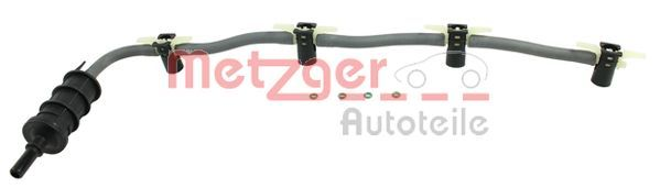 METZGER: Original Kraftstoffverteiler 0840109 ()