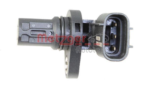 METZGER: Original Sensor Kurbelwelle 0902390 (Pol-Anzahl: 3-polig)