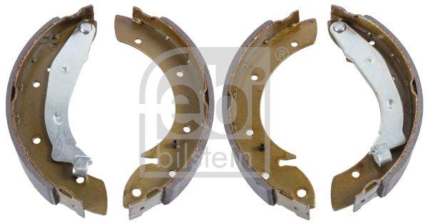 170971 FEBI BILSTEIN Hinterachse Breite: 41,5mm Bremsbackensatz 170971 günstig kaufen