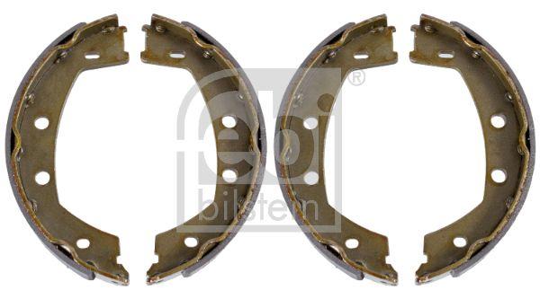 FEBI BILSTEIN: Original Bremsbacken für Trommelbremse 171068 (Breite: 30,0mm)