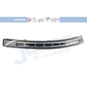 Comprare 41 87 37-95 JOHNS Sx, Specchio esterno Tipo lampada: LED Indicatore direzione 41 87 37-95 poco costoso