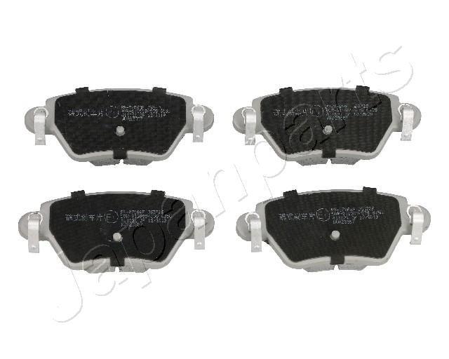 PP-0305AF JAPANPARTS Bremsbelagsatz, Scheibenbremse PP-0305AF günstig kaufen