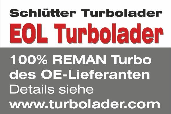 Turbolader 172-12290EOL XF Limousine (X250) 2.7 D 207 PS Premium Autoteile-Angebot