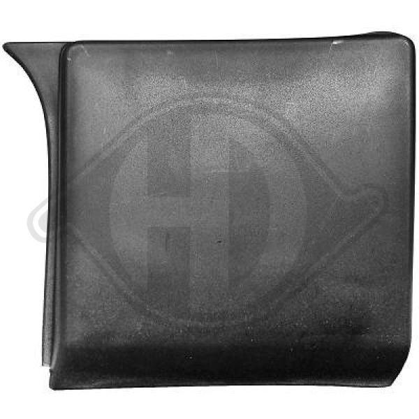 1897262 DIEDERICHS Zier- / Schutzleiste, Seitenwand 1897262 günstig kaufen