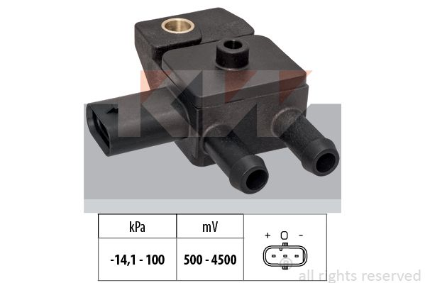 KW: Original Differenzdrucksensor 493 306 ()