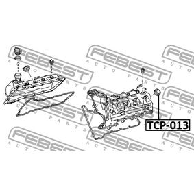 TCP-013 FEBEST Seal Ring, nozzle holder TCP-013 cheap