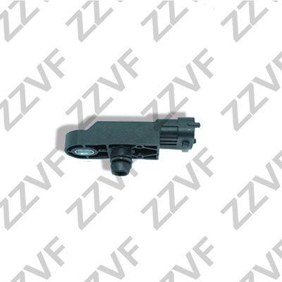 NISSAN PRIMERA 2016 Sensor, Saugrohrdruck - Original ZZVF ZVDR012 Anschlussanzahl: 3