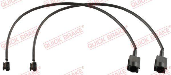 Buy original Brake pad wear sensor QUICK BRAKE WS 0433 A